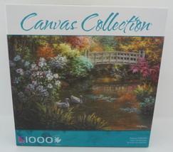 Sure-Lox Canvas Collection Treasury of Splendor 1000 Piece Jigsaw Puzzle - $24.95