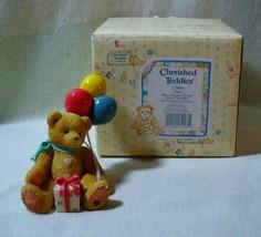 Cherished Teddies 1997 Event Nina Figurine - $24.95