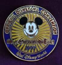 1997 Disneyana Convention I'm A ConventionEar Mickey Mouse Disney Pin - $13.95