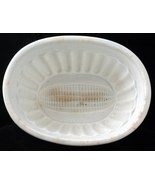 Vintage Ceramic Jelly or Aspic Mold With Corn P... - $14.95