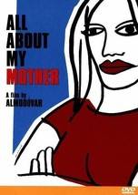 ALMODOVAR  All about my mother /Todo sobre mi madre ENGLISH SUBTITLES SE... - $17.90