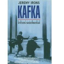 KAFKA - Steven Soderbergh - Jeremy Irons - RARE... - $16.50