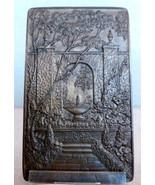 "Mid-Century  Bronze Medallion "" The American Home"" Achievement  Award c.... - $195.00"