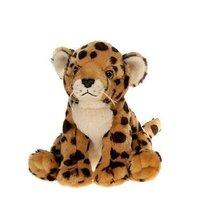 """Sitting Bean Bag Cheetah 10"""" by Fiesta - $24.96"""