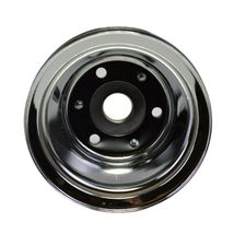 Crankshaft Pulley Double-Groove LWP Long Water Pump For Chevy SBC 262 307 400 image 4