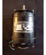 ELECTRIC MOTOR VINTAGE CHICAGO BODINE Electric motor 1/30 hp 1425/1725 RPM - $59.39