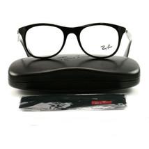 Ray-Ban RX7085 Eyeglasses 2000- 50-19-140 Black Acetate Demo Lens - $79.99