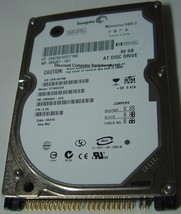 ST98823A Seagate 80GB IDE 2.5 in Hard Drive Tested Free USA Ship Our Drives Work