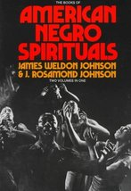 The Books Of American Negro Spirituals (Da Capo Paperback) Johnson, Jame... - £8.79 GBP