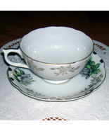 Lefton China vintage cup and saucer   - $13.00