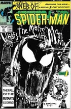 Web of Spider-Man Comic Book #33 Marvel Comics 1987 NEAR MINT NEW UNREAD - $2.99