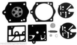 Stihl 015 Complete Carb Rebuild Overhaul Repair Kit for Walbro HDC Carbu... - $16.99