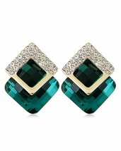 YouBella Jewellery Gold Plated Crystal Earrings for Girls and Women - $9.36