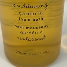 Avon Naturals  Gardenia Body Foam Bath  8.4 Fl.Oz/250ml  Sealed - $17.99