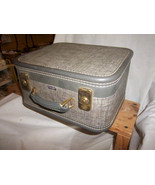 Free Shipping 1950s Train case SUITCASE makeup American Tourister luggag... - $59.99