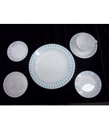 FREE Shipping Homer Laughlin Best China 1- 6pc place setting Restaurant ... - $59.99