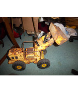 FREE SHIP Tonka Toy front end loader land mover vintage 1970's metal rus... - $49.99