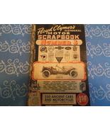 Clymer's 1946 Historical Motor Scrapbook Number 3 - $18.00