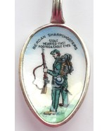 CIVIL WAR Berdan Sharpshooters Silver pl Enamel... - $169.95