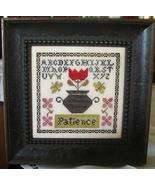 Li'l Abby - Patience cross stitch chart Abby Rose Designs - $6.00