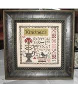 Li'l Abby - Kindness cross stitch chart Abby Rose Designs - $6.00