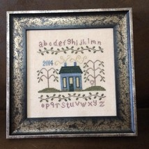 Willowtree Sampler cross stitch chart From The Heart  - $7.20