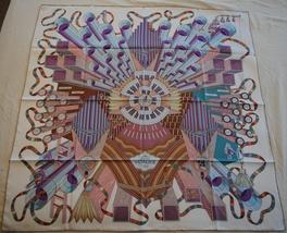 Hermes Scarf - Point du Orgue - $285.00