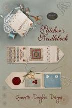 Stitcher's Needlebook cross stitch chart Jeanette Douglas Designs - $13.50