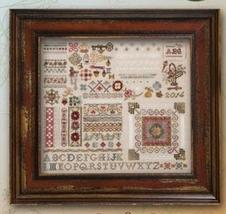 The Common Thread cross stitch  Jeanette Douglas Designs - $23.40