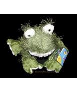 New Sealed Tags WEBKINZ FROG Large Plush Virtual Pet - $11.99