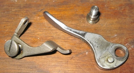 Singer Touch & Sew Presser Bar Thumb Lifter #172070 & Tension Release Lever - $10.00