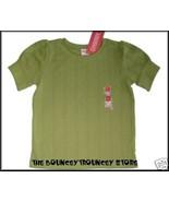 NWT Gymboree Equestrian Club Green Tee Shirt Top Sz 5 - $9.99