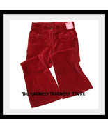 NWT Gymboree Glamour Kitty RED BOW PANTS Sz 6 - $18.99