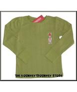 NWT Gymboree Equestrian Club Green Tee Shirt BTS Sz 6 - $9.99