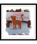 New Gymboree Savanna Sunset LIONESS CAT PONY O ELASTIC - $3.99