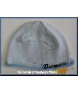 NWT Gymboree Favorite Toys Train Sweater Knit Hat 12 18 - $6.49