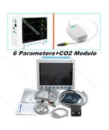 Contec ETCO2 Vital signs ICU patient monitor CMS8000 6 Multi parameters ... - $1,286.01