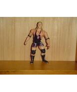 WWE Owen Hart Figure Jakks Pacific Bone Crunchi... - $4.00