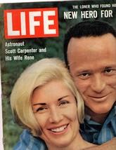 Life Magazine May 18, 1962 - $3.95