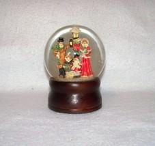 Seymour Mann Musical Snow Globe Water Globe We ... - $12.00