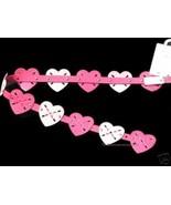 NWT Gymboree Mix N Match Pink Heart Belt Sz 5 6 7 - $9.00