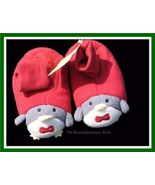NWT Gymboree Boy Girl SNOW DAYS Penguin Slippers 03 04 - $9.99