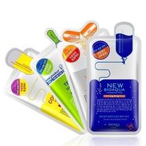 BIOAQUA Skin Care Women Face Masks Moisturizing Oil Control Natural Esse... - $3.50