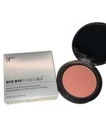 It Cosmetics Bye Bye Pores Blush Je NeSais Quai Full Size Pressed Powder... - $15.99
