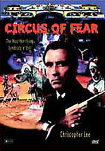 Circus of Fear (DVD, 2006) - $7.00