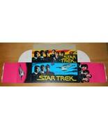 Star Trek II The Wrath of Khan Trading Cards Un-Assembled Box 1982 Monty... - $38.69