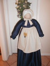 Vacuum Cleaner Cover Primitive Amish Faceless Folkart Grandma for  Oversized Vac - $95.00