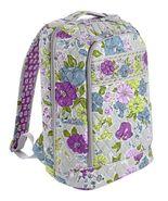 Vera Bradley LAPTOP BACKPACK Large Back Pack Bag ~ WATERCOLOR ~ New/NWT