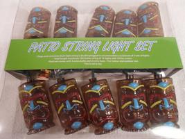 1 Set 10 lights Tiki Hawian Luau  string party beach camping patio. New ... - $14.00