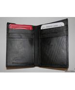 Genuine Leather Men's Bi-Fold Wallet #71 BLACK - $12.00